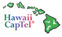 CapTel Hawaii logo